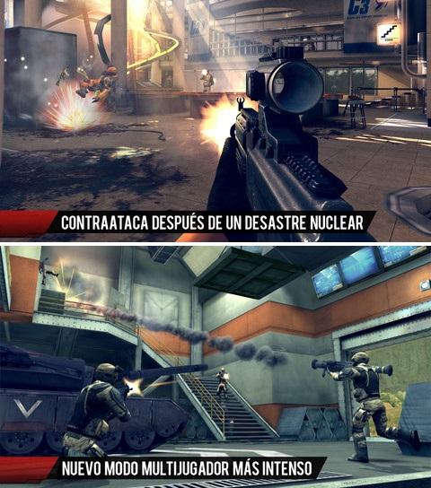 Moder Combat 4